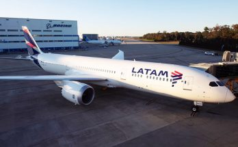 LATAM Airlines suspende pagamento de dividendos a seus acionistas