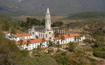 Santuário Caraça selo Tripadvisor