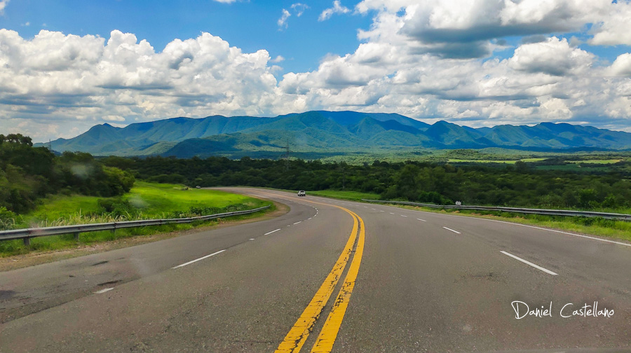 Curitiba-Atacama de carro, próximo a Salta