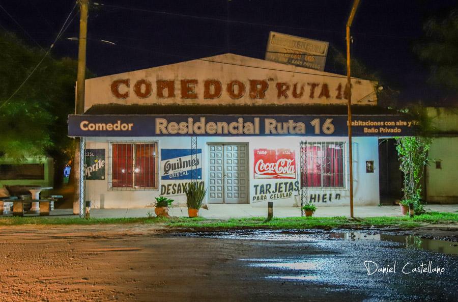 Curitiba-Atacama de carro, Pampa del Infierno