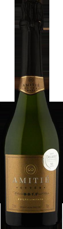 Amitié está no clube de vinhos nacionais da Wine