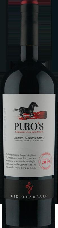 Lídio Carraro está no clube de vinhos nacionais da Wine