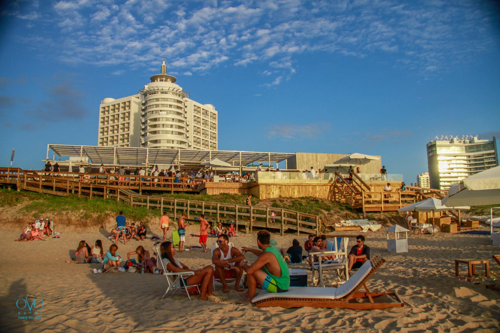 Praias do Uruguai para o verão