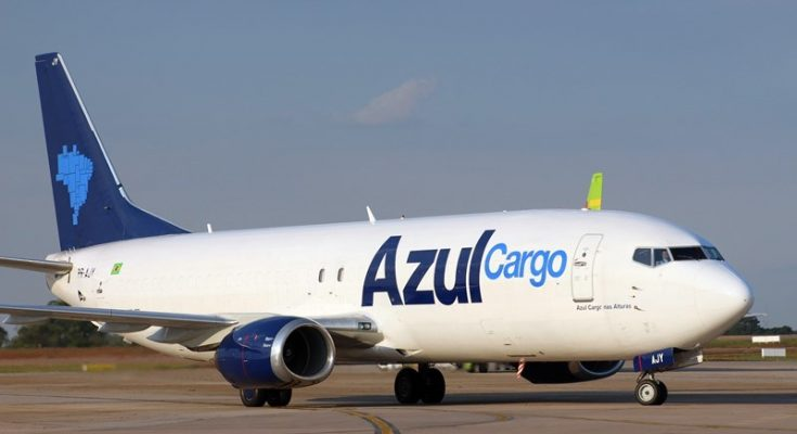 Receita da Azul Cargo cresce 64%