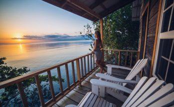 Quarentena cinco estrelas em Belize