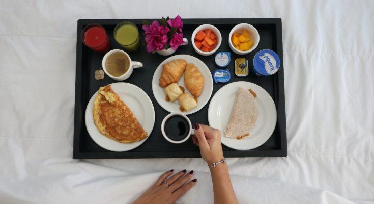 Café da manhã de hotel é importante?